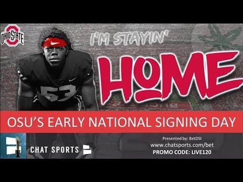 Ohio high school football recruiting