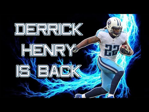 How Derrick Henry Saved His Career with the Tennessee Titans