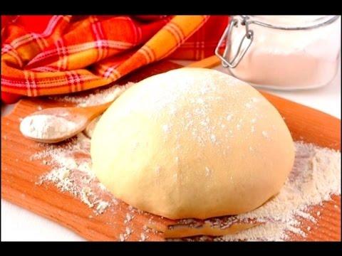 Сдобное дрожжевое тесто на сыворотке