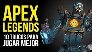 APEX LEGENDS, 10 TRUCOS para JUGAR MEJOR