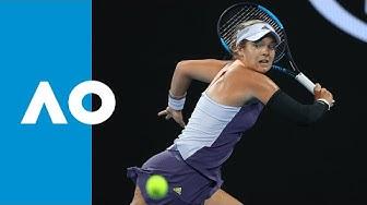 Sam Stosur vs Catherine McNally | Australian Open 2020 R1