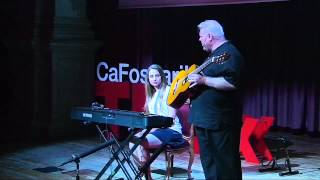 Opening the door to the language of music | Duncan Lorien | TEDxCaFoscariU