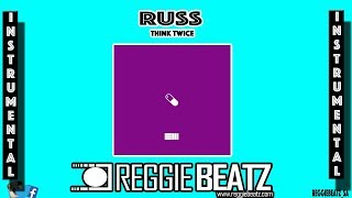 Russ - Think Twice Instrumental [Remake By Reggie Beatz]