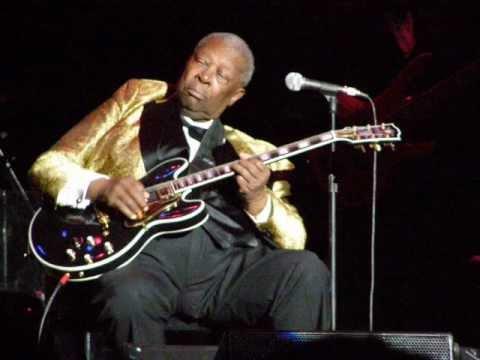 B b king everybody s had the blues