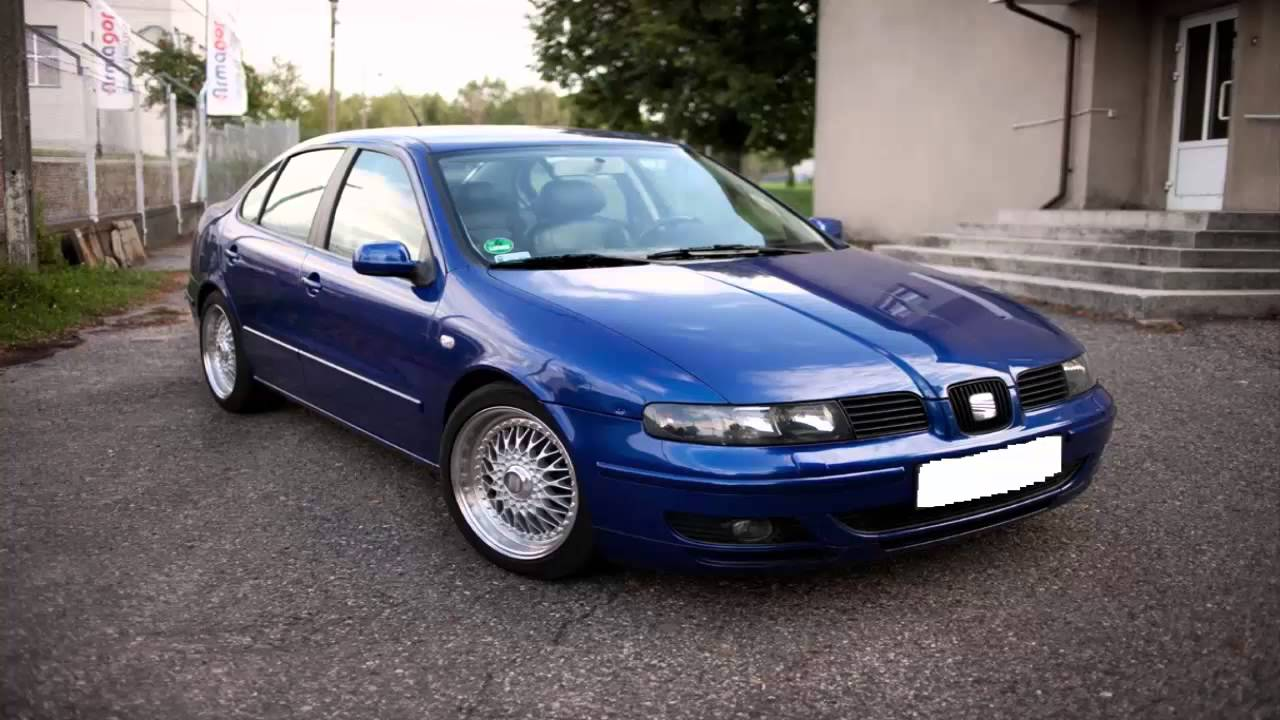 seat toledo ii tuning youtube. Black Bedroom Furniture Sets. Home Design Ideas