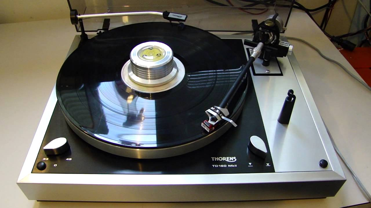 thorens td 160 mk2 test youtube. Black Bedroom Furniture Sets. Home Design Ideas