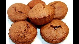 Шоколадные маффины  Как приготовить вкусные маффины с шоколадом
