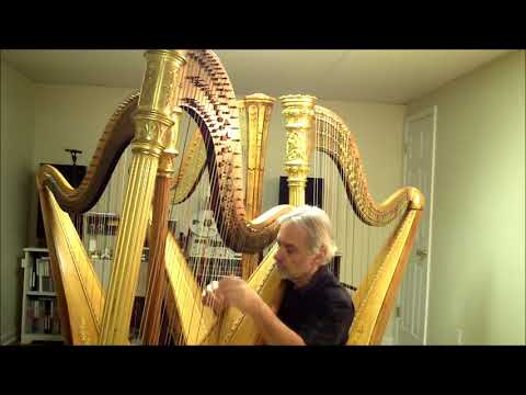 Your Song for harp
