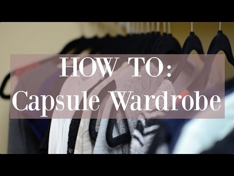 How I Made My Capsule Wardrobe ♡ NaturallyThriftyMom