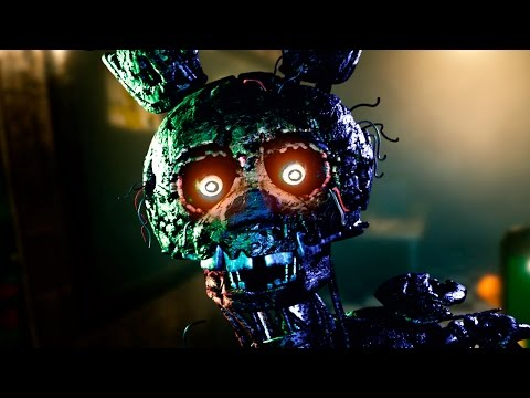 HALLOWEEN EN THE JOY OF CREATION: REBORN CON SPRINGTRAP | HALLOWEEN EDITION COMPLETADO Español