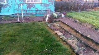 видео Готовим к зиме сад и огород