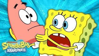 Patrick Loses His Head! | Escape From Beneath Glove World | SpongeBob