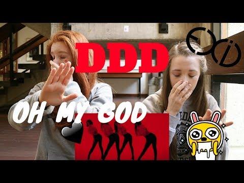 EXID (이엑스아이디) - DDD MV REACTION