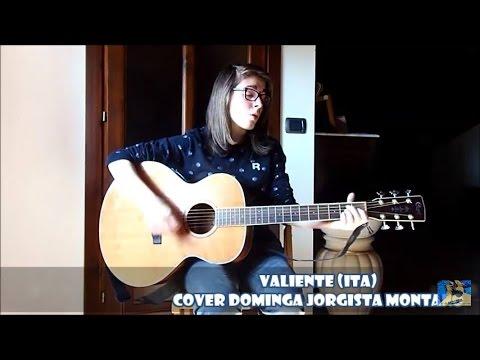 Valiente (ita) - Cover Dominga Jorgista Montano
