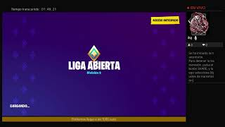 Fortnite 2 temporada 1 intentando ganar mi 2 partida xdddd