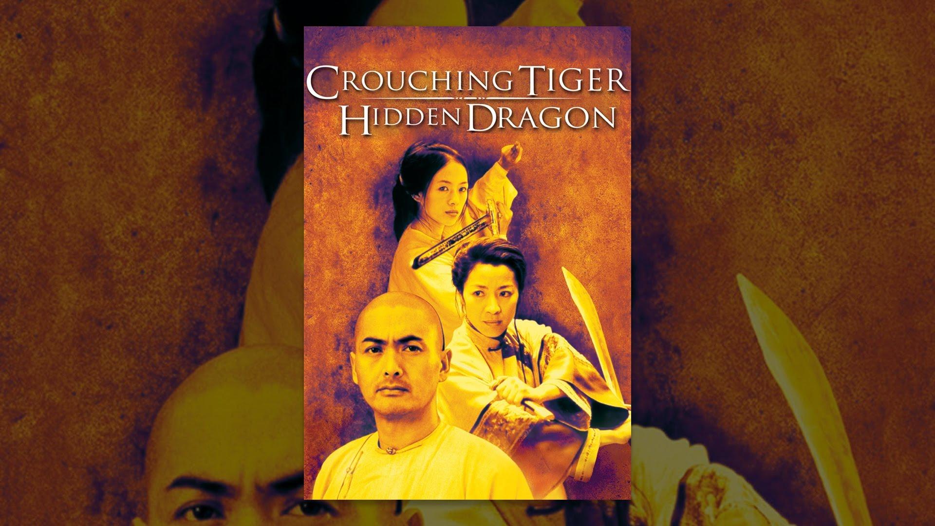 crouching tiger hidden dragon bar fight scene