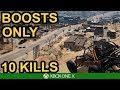 BOOSTS ONLY CHALLENGE / PUBG Xbox One X