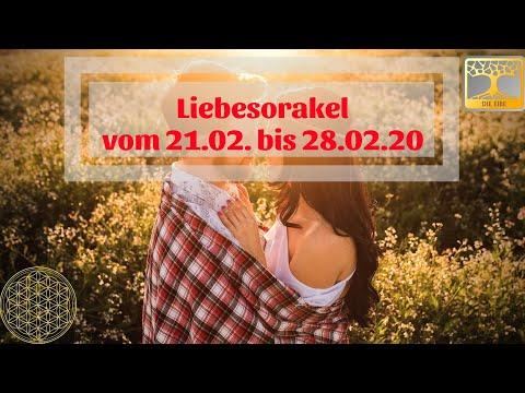 Liebesorakel Vom 21.02. Bis 28.02.20 / Fische Neumond Und 22022020