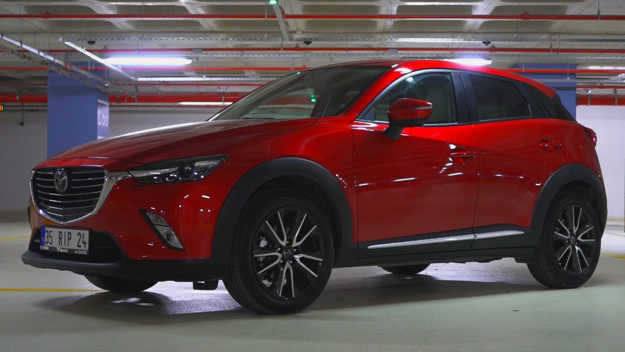 mazda cx 3 test s r yak kl 4x4 youtube. Black Bedroom Furniture Sets. Home Design Ideas