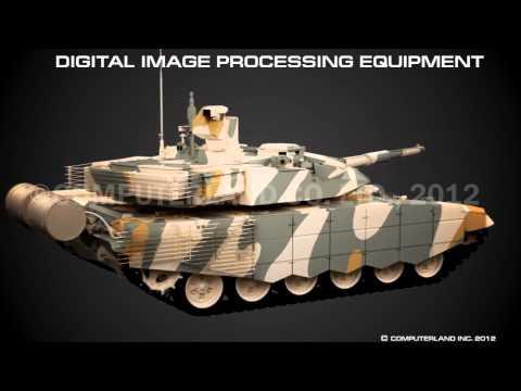 [Vietsub] Xe tăng chiến đấu chủ lực T-90MS