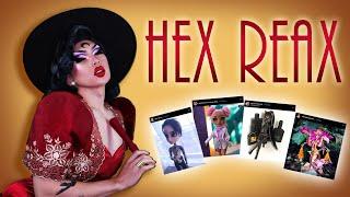 Doll Artist Reacts To OOAK Custom Dolls Part 5! 😍 [ HEX REAX ❤️]