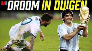 Furieuze en Gefrustreerde Messi: 'Weer Een Droom In Duigen'