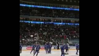Хоккей КХЛ Барыс-Торпедо счет 3:2 7 матч 1/8 финала Кубок Гагарина