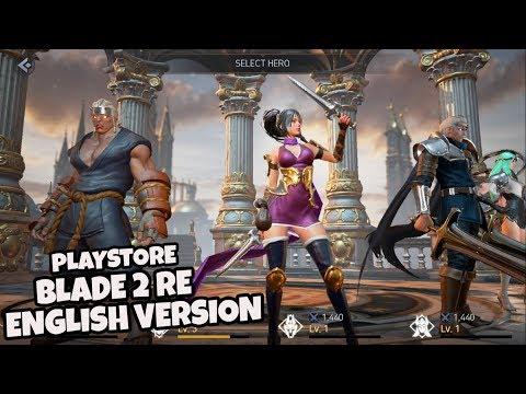 AKHIRNYA!! BLADE 2 RETURN OF EVIL ENGLISH GAMEPLAY ANDROID LETS PLAY RPG
