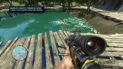 Far Cry 3 | Caçando crocodilo albino