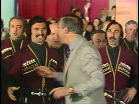 Вахтанг Кикабидзе - Джансуло (Здравствуй душа) (1982)