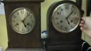 Repeat youtube video My clock collection (5th of Sept. 2011) 1