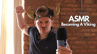(asmr) My Viking Adventure