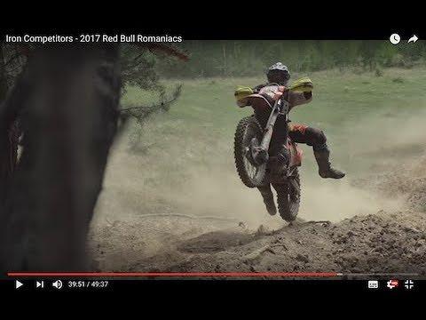 Iron Competitors - 2017 Red Bull Romaniacs