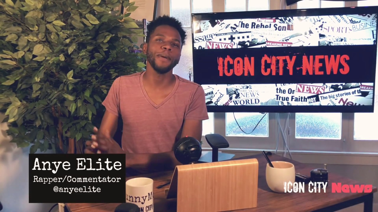 Icon City News 08/14/19: Amber Rose Cancels Slut Walk / Nicki Minaj and Trina Beef