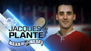 Jacques Plante changed game when he donned mask