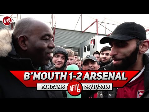 Bournemouth 1-2 Arsenal | I Couldn't Believe Torreira Came Off Instead Of Mkhitaryan! (Moh)