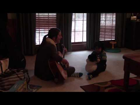 Little Bradley during Music Therapy on December 16, 2017 - Video 6