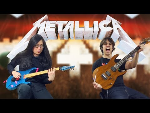 Metallica - Master of Puppets (Major Key Cover!)