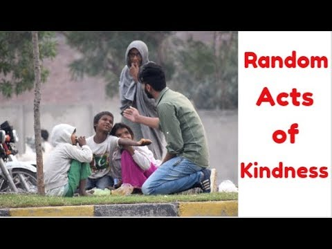 Random Acts Of Kindness | Restoring Faith in Humanity