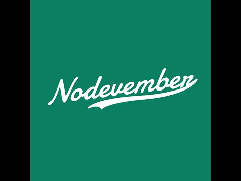 Nodevember 2015 Supercut