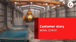 Customer Story: BORAL CEMENT