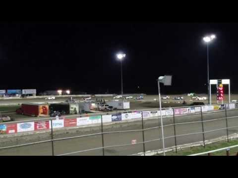 NCRA Modifieds, 81 Speedway, A Feature, 7/1/17. (#3)