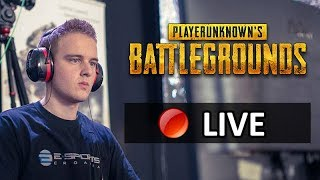 Day 264 Part 1 | 🔴 PUBG HIGH LEVEL GAMEPLAY | Squads with Ibiza, Larsen, Fuzzface