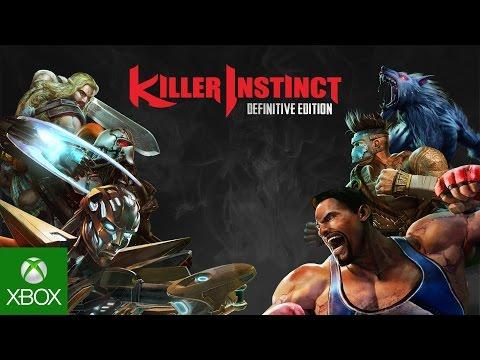 Killer Instinct: Definitive Edition Trailer