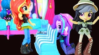 My Little Pony MLP Equestria Girls Май Литл Пони Мультик Daring Do Девушки Эквестрии Magic Mirror