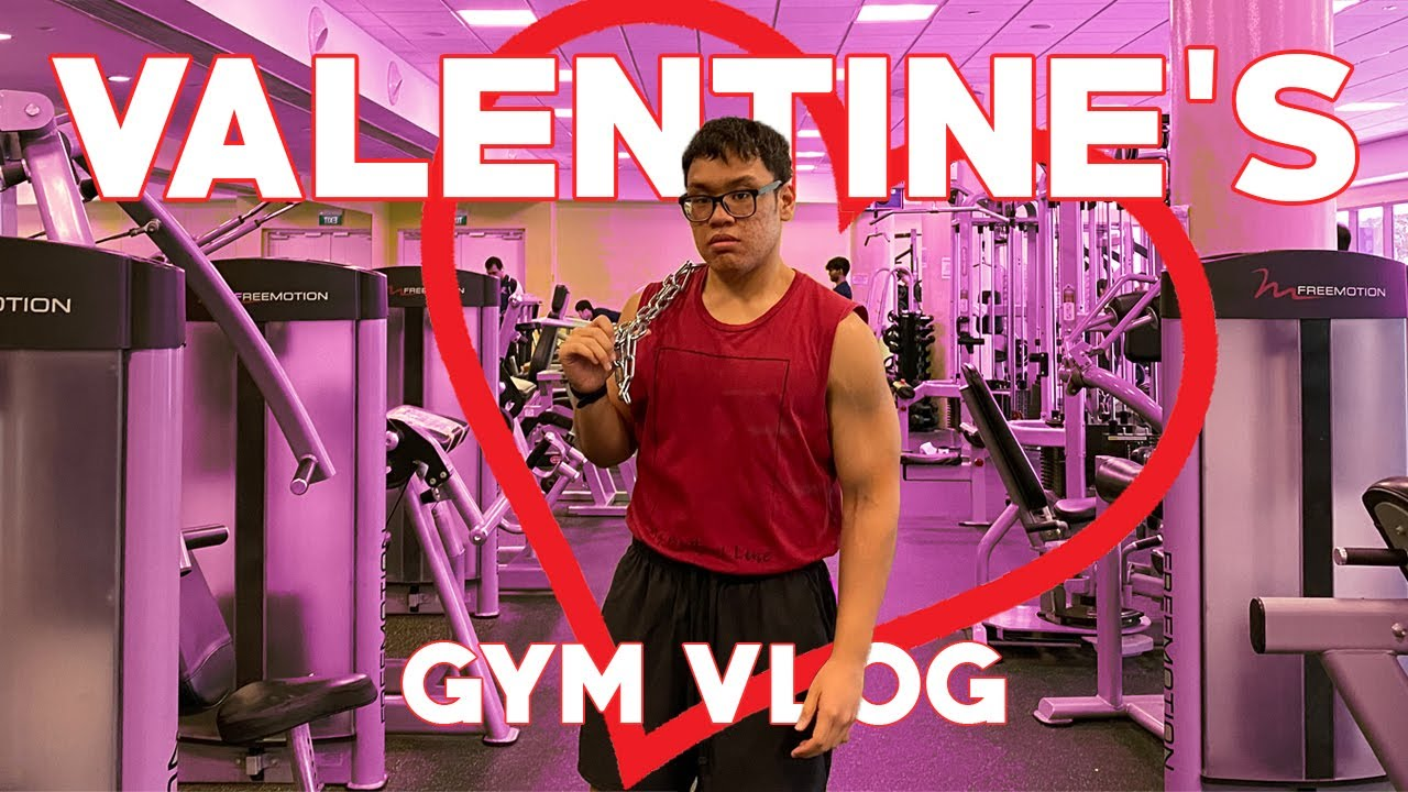 Download VALENTINE'S GYM VLOG | TRAINING CHEST TO FEEL MY HEART