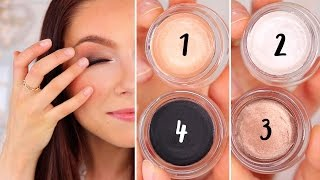 EYESHADOW TUTORIAL Maybelline Eye Studio Color Tattoo Eyeshadow