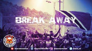 Landr - Break Away [Audio Visualizer]