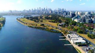 Melbourne Drone - 4K
