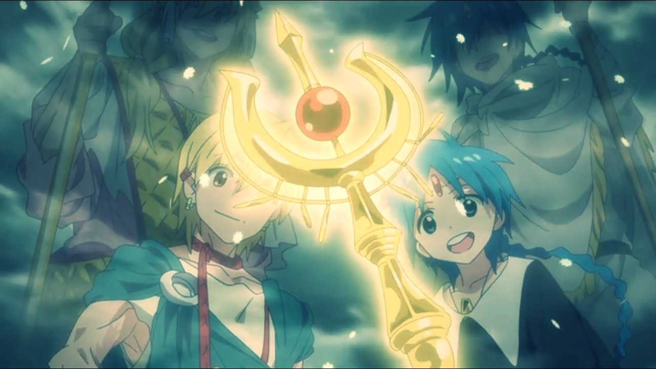 Magi Anime Wallpaper Magi Season 2 Episode 25 Review Future King Alibaba
